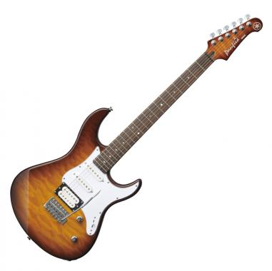 Yamaha Pacifica 212VQM E-Gitarre (Tobacco Brown Sunburst)