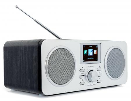 00054829 Bennett & Ross Skanderborg DAB+/Internetradio con Bluetooth