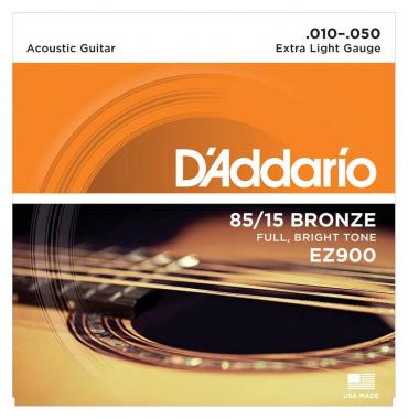 D'Addario EZ 900 Western gitaarsnaren