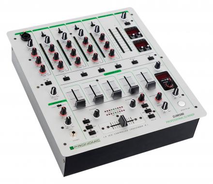 Pronomic DJM500 5-Kanal DJ-Mixer  - Retoure (Zustand: sehr gut)