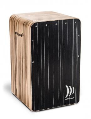 Schlagwerk CP 608 Cajon Fineline Comfort Dark Night