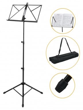 Kirstein heavy duty sheet music stand