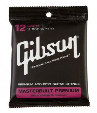 Gibson Masterbuilt Premium 80/20 Light