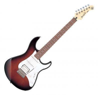 Yamaha Pacifica 112 E-Gitarre (Old Violin Sunburst)