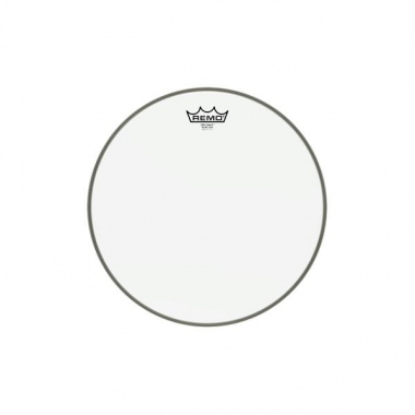 "Remo 14"" Diplomat Hazy Snare Side"