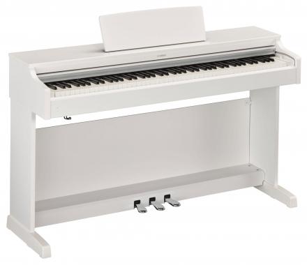 Yamaha YDP-163 WH Arius E-Piano Weiß Matt
