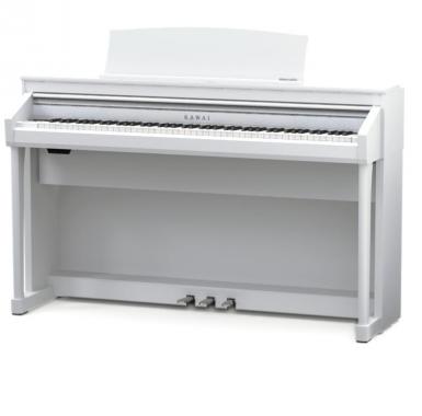 Kawai CA-67 W Digitalpiano Weiß Matt