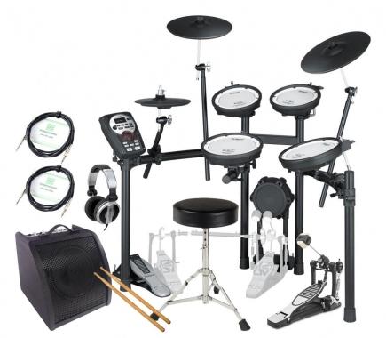 Roland TD-11KV V-Drumset SET inkl. MDS-4V Rack