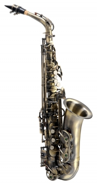 Classic Cantabile Winds AS-450 Antique Yellow Altsaxophon  - Retoure (Zustand: sehr gut)