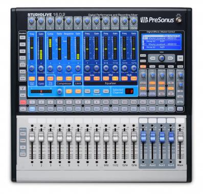 PreSonus StudioLive 16.0.2 Digital-Mischpult