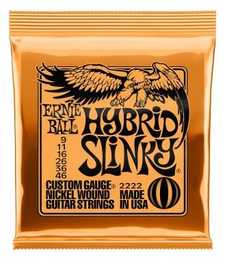 Ernie Ball 2222 Hybrid Slinky