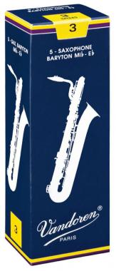 Vandoren Classic Blau Baritonsax (2,5) 5er Pack