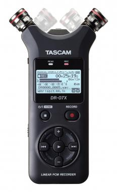 Tascam DR-07X Digitalrecorder
