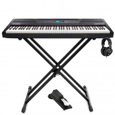 Alesis Recital Pro Set inkl. Ständer, Kopfhörer und Pedal