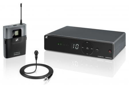 Sennheiser XSW 1-ME2 Lavalier Funkset E-Band 821-832, 863-865 MHz