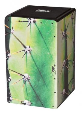 """VOLT Cajon """"Cactus Cube""""  - Retoure (Zustand: akzeptabel)"""
