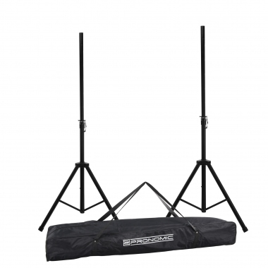 Set of 2 McGrey SPS-1 Speaker Stand Steel with bag