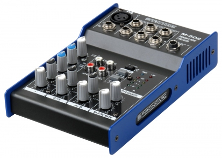 Pronomic M-502 mini-mixer