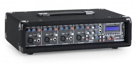 Pronomic PM42U MKII MP3 Power Mixer
