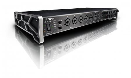 Tascam US-20x20 USB Audio Interface