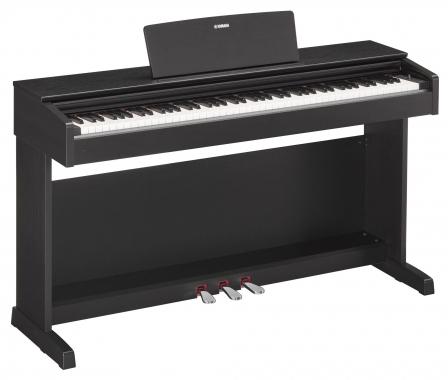 Yamaha YDP-143 B Arius E-Piano Schwarz Matt