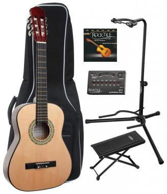 Classic Cantabile Guitare de Concert Acoustic Series AS-851 1/2