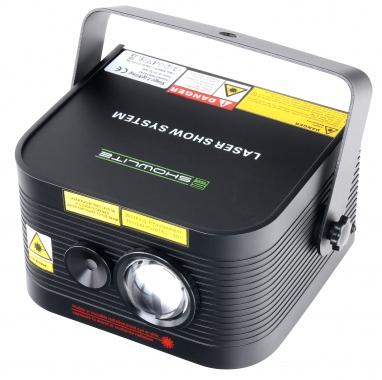 Showlite SD101 LED Star Laser  - Retoure (Zustand: sehr gut)