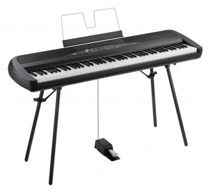 Korg SP-280 BK Portable Piano Schwarz