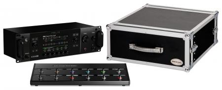 Line6 Helix Rack Set inkl. Foot Controller und Case