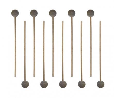 Kirstein MG-2 Glockenspielschlägel Holz/Filz, 10x