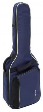 Gewa Gitarrentasche Economy für 1/4 - 1/8 Konzertgitarren & Mandolinen Blau