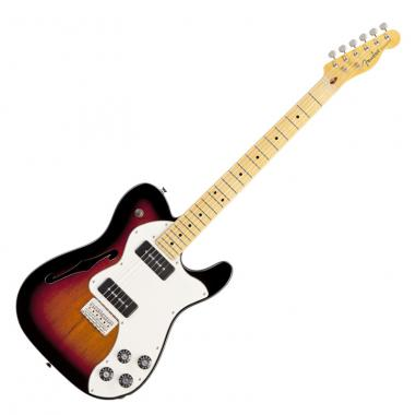 Fender Modern Player Tele Thinline Deluxe MN 3TS