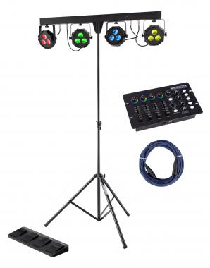 Showlite LB-427 LED Komplettanlage mit Controller
