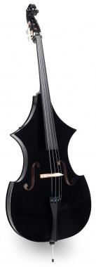 Classic Cantabile EDB-100 E Contrabasso elettrico nero