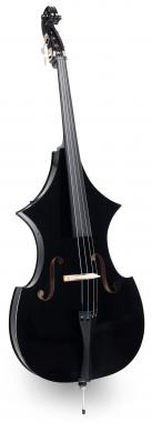 Classic Cantabile EDB-100 E-Kontrabass schwarz