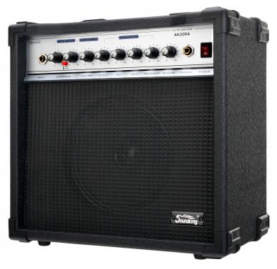 Soundking AK20-RA Gitarrencombo - 2-Kanal, 60 Watt  - Retoure (Zustand: sehr gut)