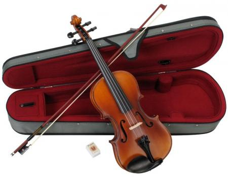 Sandner Mod. 300 Violinengarnitur 4/4  - Retoure (Zustand: sehr gut)