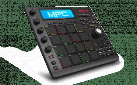 Akai MPC Studio Black USB Controller inkl. Computer-Software