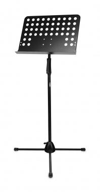 Classic Cantabile SM-200 Orchesterpult Lochblech Einhandbedienung