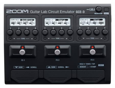 Zoom GCE-3 USB Guitar Interface  - Retoure (Zustand: sehr gut)