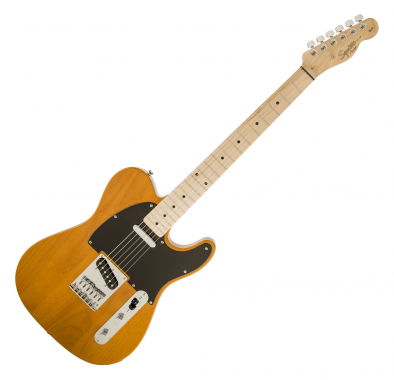 Fender Squier Affinity Tele MN Butterscotch Blonde
