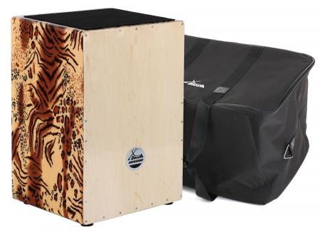 XDrum Cajon DS Wildcat Set, incl. tas