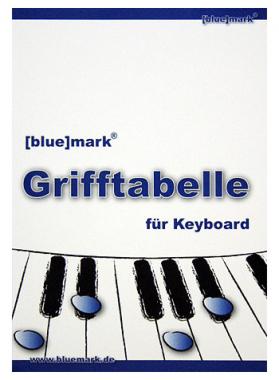 Blue Mark Grifftabelle für Keyboard