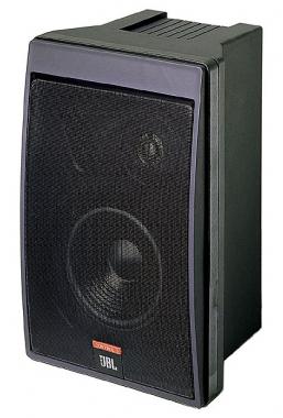 JBL Control 5 Box Schwarz