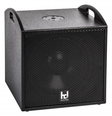 HD P12st 2016 aktiv Stereo Subwoofer 1500 Watt