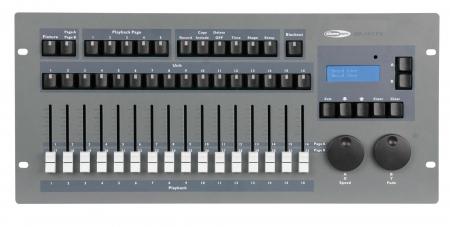 Showtec SM-16/2 FX DMX Controller Lighting Desk