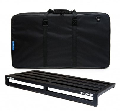 Pedaltrain Classic PRO SC inkl. Softcase