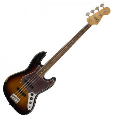 Fender Road Worn '60s Jazz Bass PF 3CS