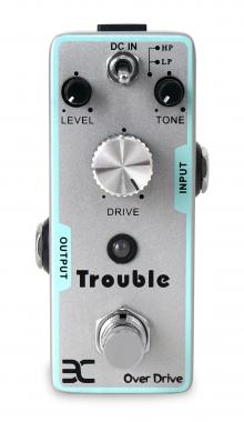 ENO TC-16 Trouble Overdrive Effect Pedal