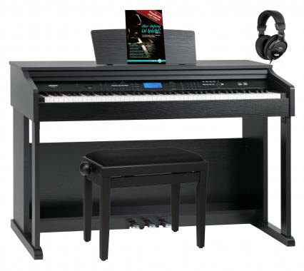 FunKey DP-2688A SM Digital Piano Black Matte Set